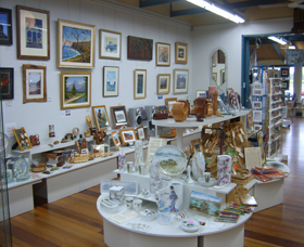 Ferry Park Gallery - ACT Tourism