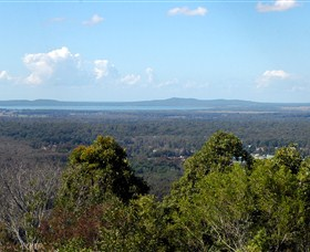 Maclean Lookout - ACT Tourism