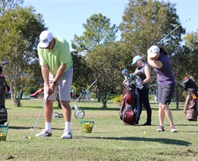 Nambucca River Golf Driving Range - ACT Tourism