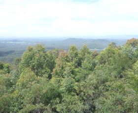Collombatti Lookout - ACT Tourism