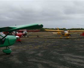 Evans Head Memorial Aerodrome - ACT Tourism