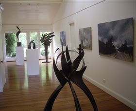 Ivy Hill Gallery - ACT Tourism