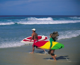 Duranbah Beach - ACT Tourism