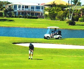 Emerald Downs Golf Course - ACT Tourism