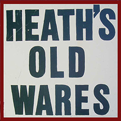 Heaths Old Wares Collectables  Industrial Antiques - ACT Tourism