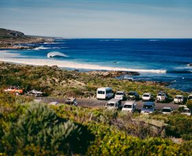 Redgate Beach - ACT Tourism