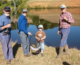 Natone Hills Fly Fishery - ACT Tourism
