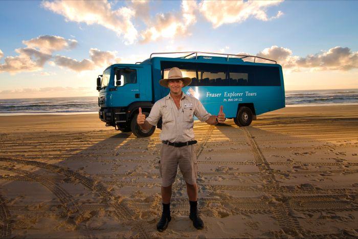 Fraser Explorer Tours - ACT Tourism
