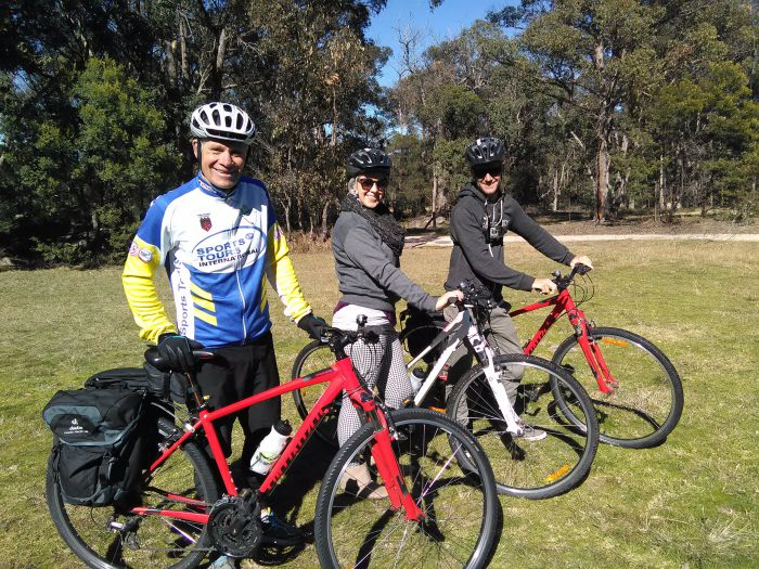 Granite Belt Bicycle Tours and Hire - ACT Tourism