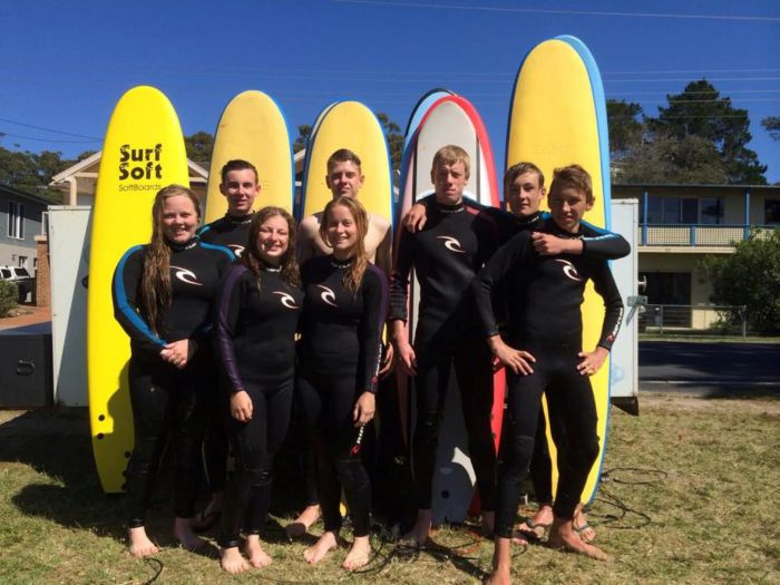 Broulee Surf School - ACT Tourism