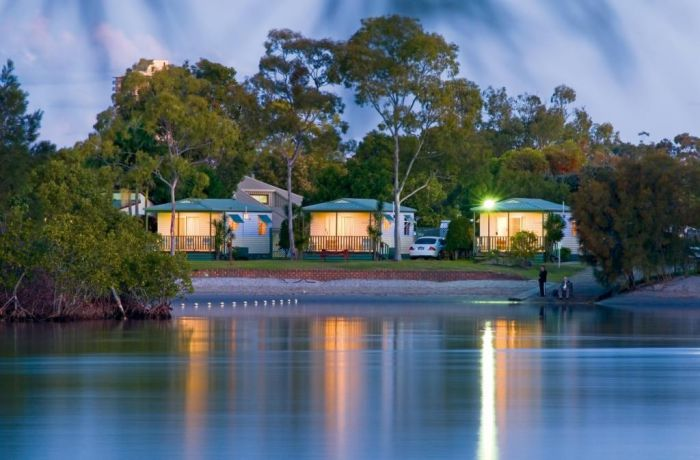 Boyds Bay Holiday Park - ACT Tourism