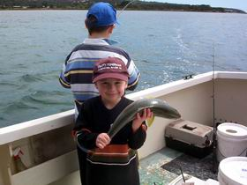 Tory M Fishing Charters - ACT Tourism