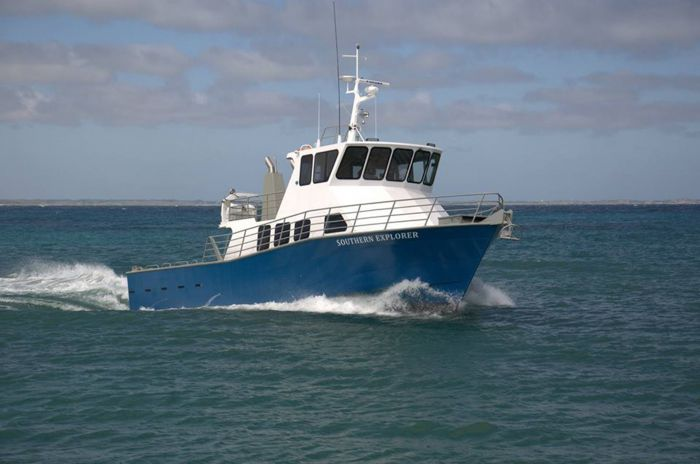 Southern Coast Charters - ACT Tourism