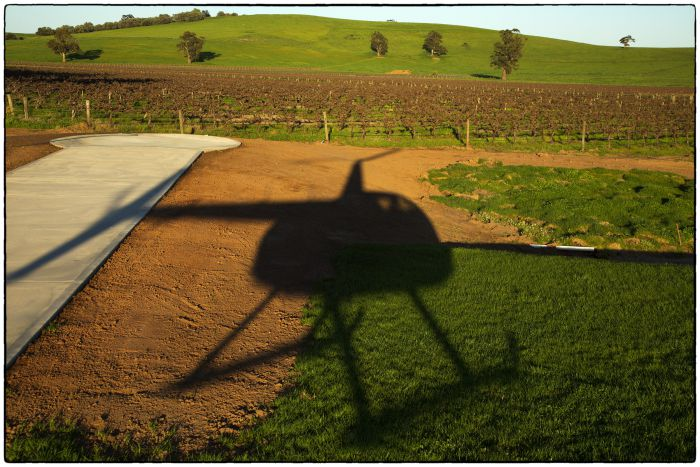 Barossa Helicopters Pty Ltd - ACT Tourism