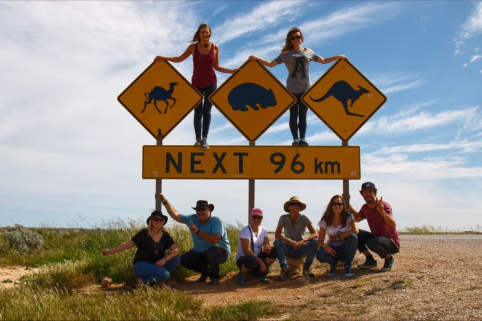 Nullarbor Traveller - ACT Tourism