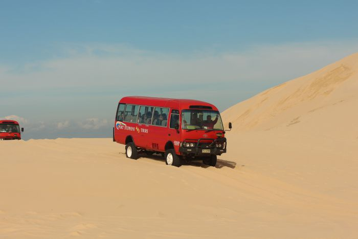 Port Stephens 4WD Tours - ACT Tourism