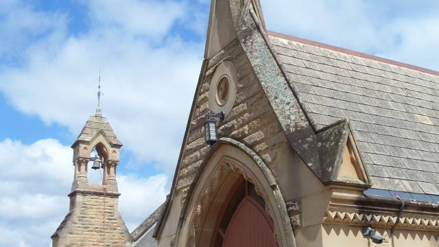 All Saints' Anglican Church - ACT Tourism