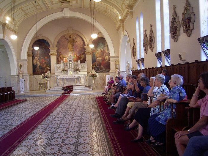 Tours of Sacred Spaces at the Sisters of Mercy Convent - ACT Tourism