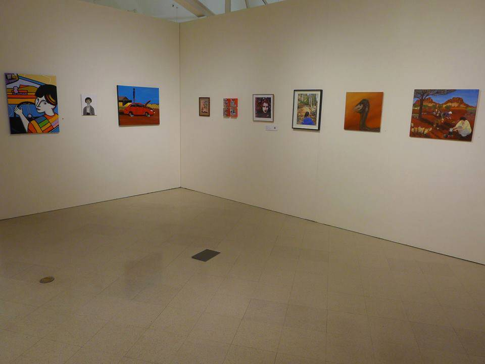 Central Australian Art Society - ACT Tourism