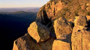 Booroomba Rocks - ACT Tourism