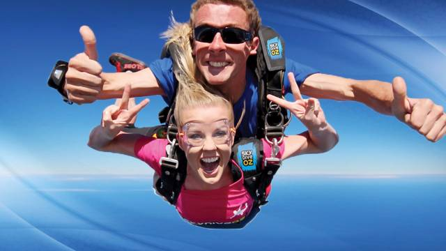 Skydive Oz Canberra - ACT Tourism