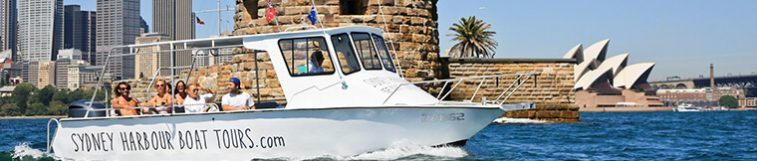 Sydney Harbour Boat Tours - ACT Tourism