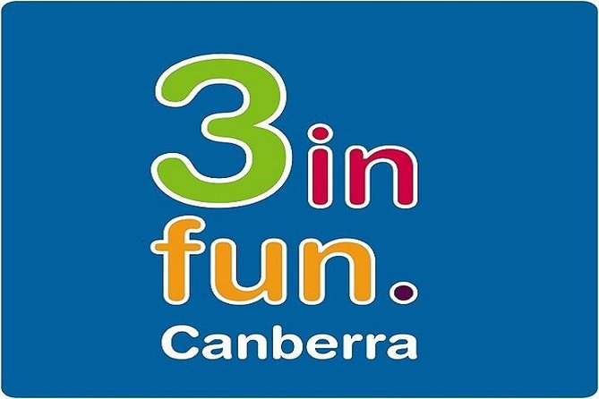 3infun Canberra Attraction Pass Including the Australian Institute of Sport Cockington Green Gardens and Questacon - ACT Tourism