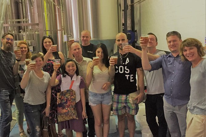 CanBEERa Explorer Capital Brewery Full-Day Tour - ACT Tourism