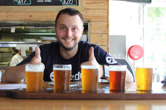Capital 3in3 - 3 Craft Beer Hotspots in 3 Hours - ACT Tourism