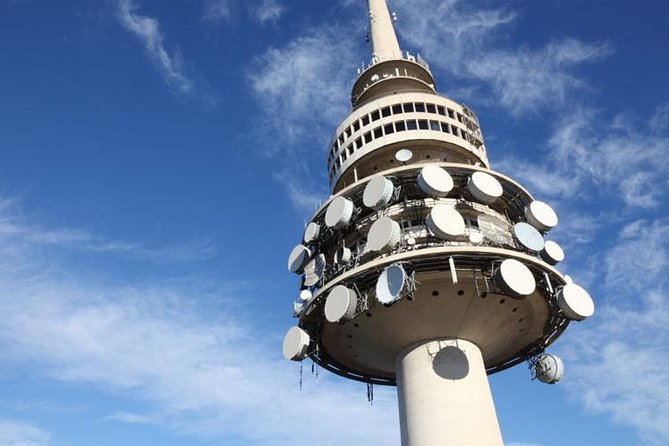 Telstra Tower Observation Deck Ticket - ACT Tourism