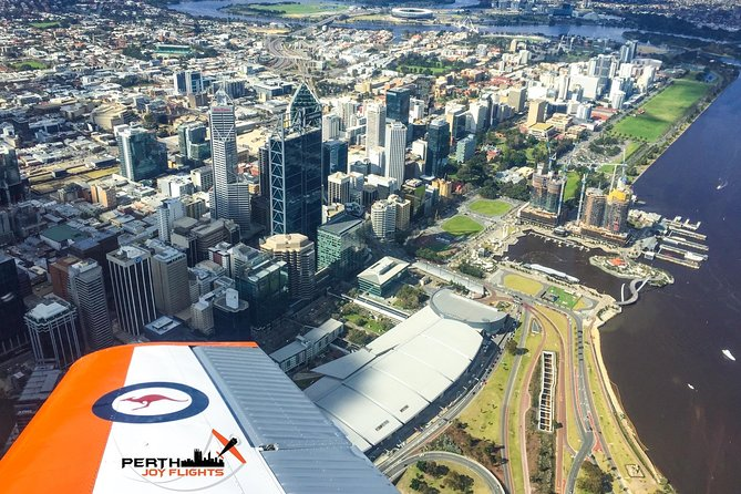 Perth Reconnaissance Adventure Flight
