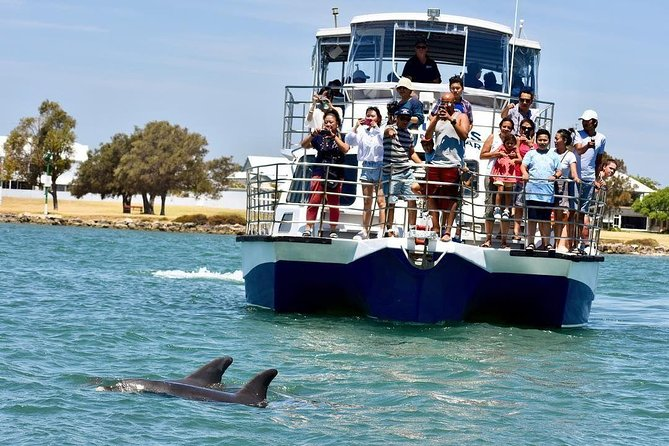 Mandurah Dolphin and Scenic Canal Cruise - ACT Tourism