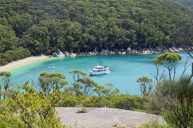 Wilsons Promontory Full Day Cruise - ACT Tourism
