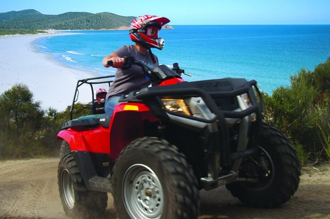 Half-Day Guided ATV Exploration Tour from Coles Bay - ACT Tourism