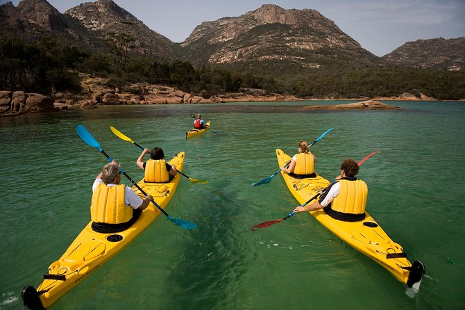 The Freycinet Paddle - ACT Tourism