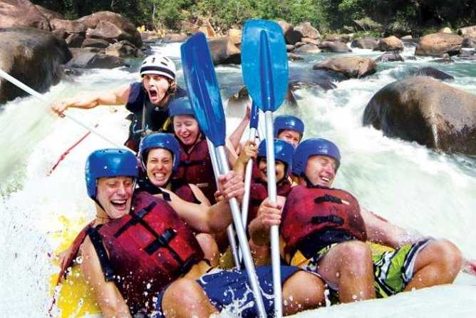 Tully River Full-Day White Water Rafting from Cairns including Lunch - ACT Tourism