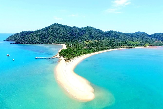 Dunk Island Round-Trip Water Taxi Transfer from Mission Beach - ACT Tourism