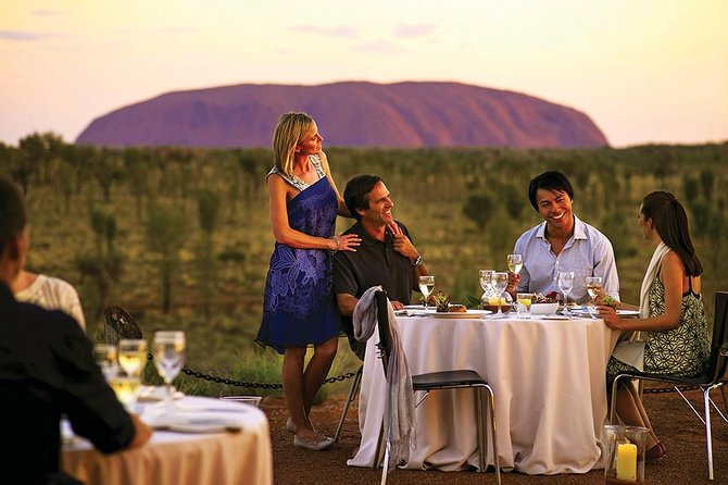 Uluru Kata Tjuta and Sounds of Silence Dinner in 3 Days - ACT Tourism