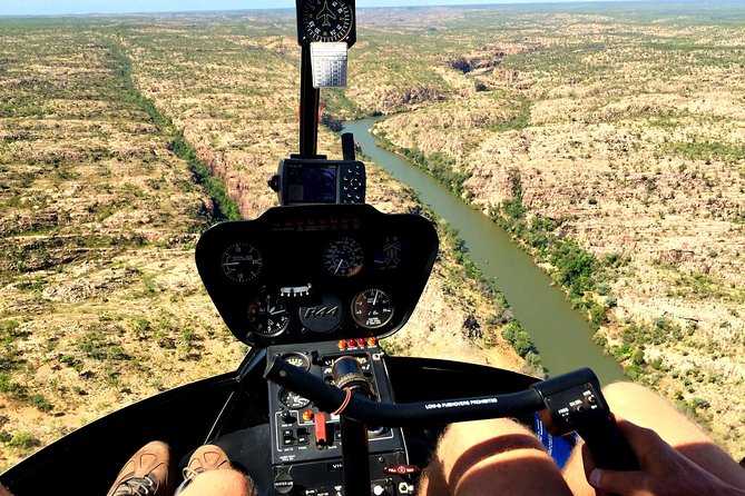 20-Minute Nitmiluk National Park Thirteen Gorges Helicopter Flight - ACT Tourism