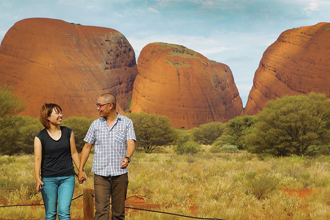 Ayers Rock 4 Tour Combo: Complete Uluru Base Walk At Sunrise, Valley Of The Winds At Sunrise, Kata Tjuta Sunset And Uluru Sunset - ACT Tourism