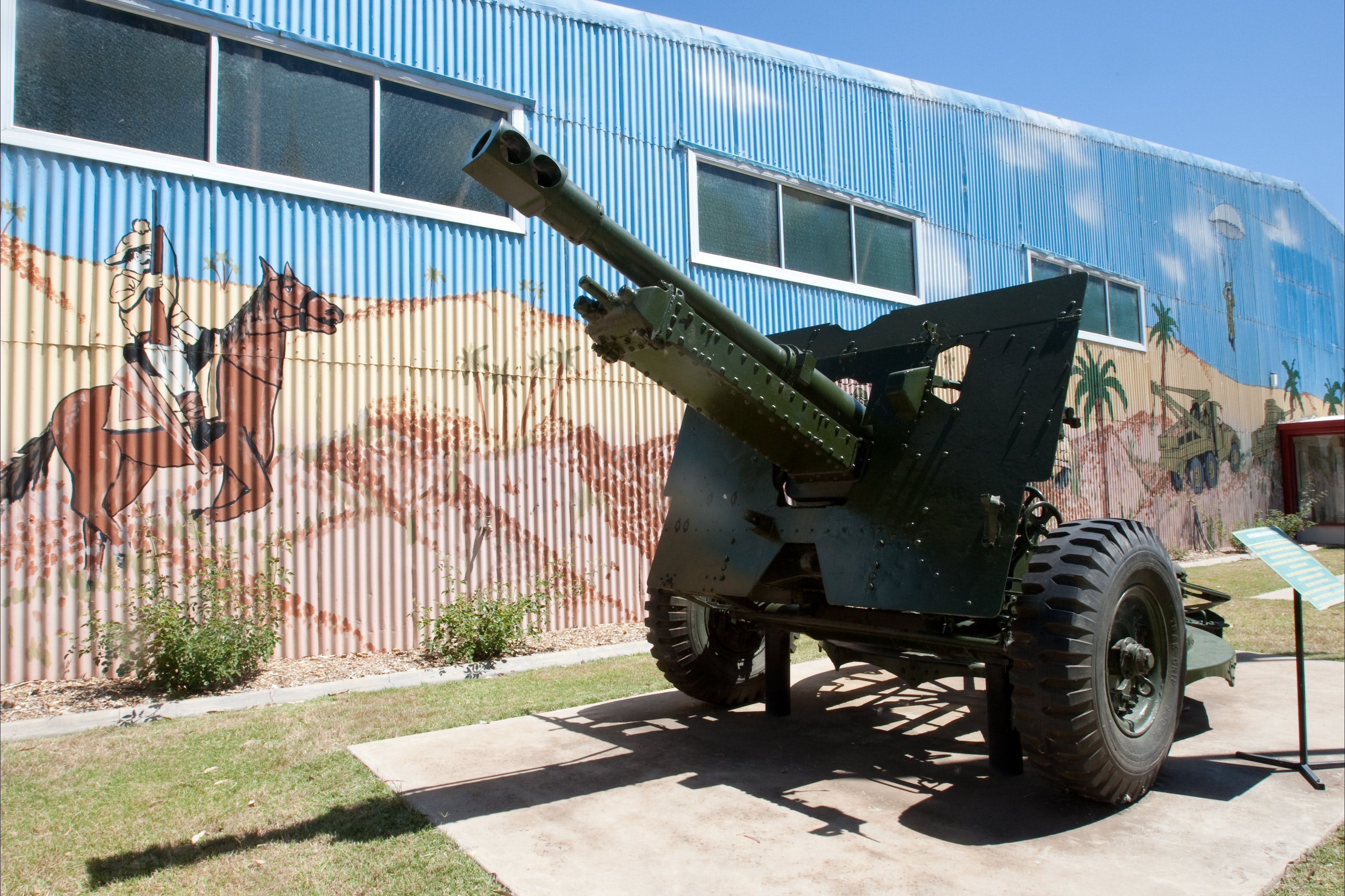 Army Museum Bandiana - ACT Tourism