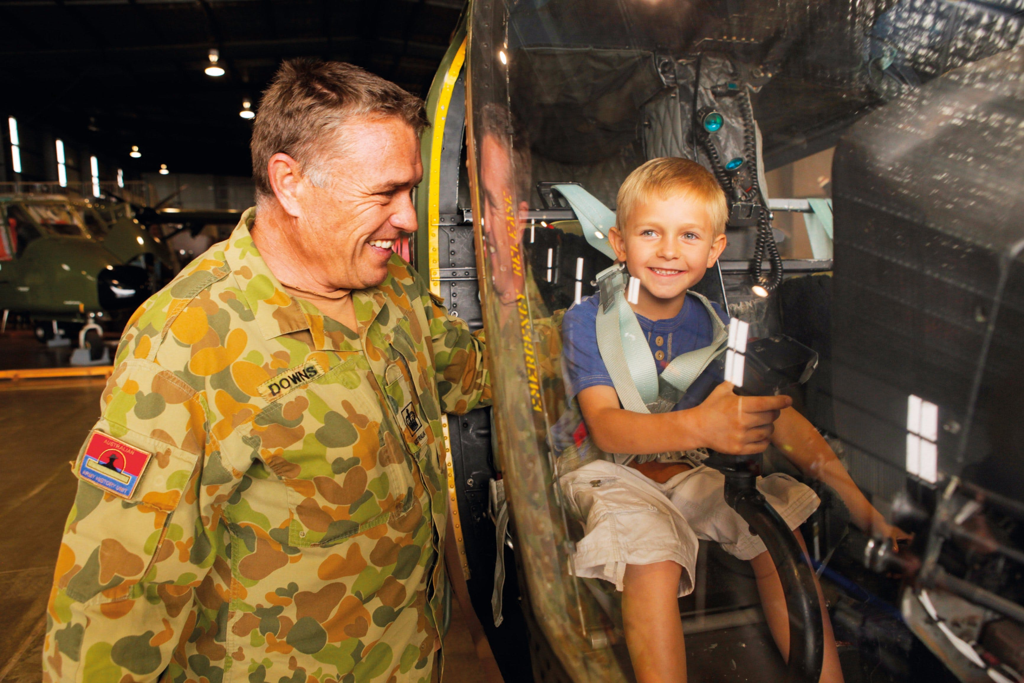 Australian Army Flying Museum - ACT Tourism