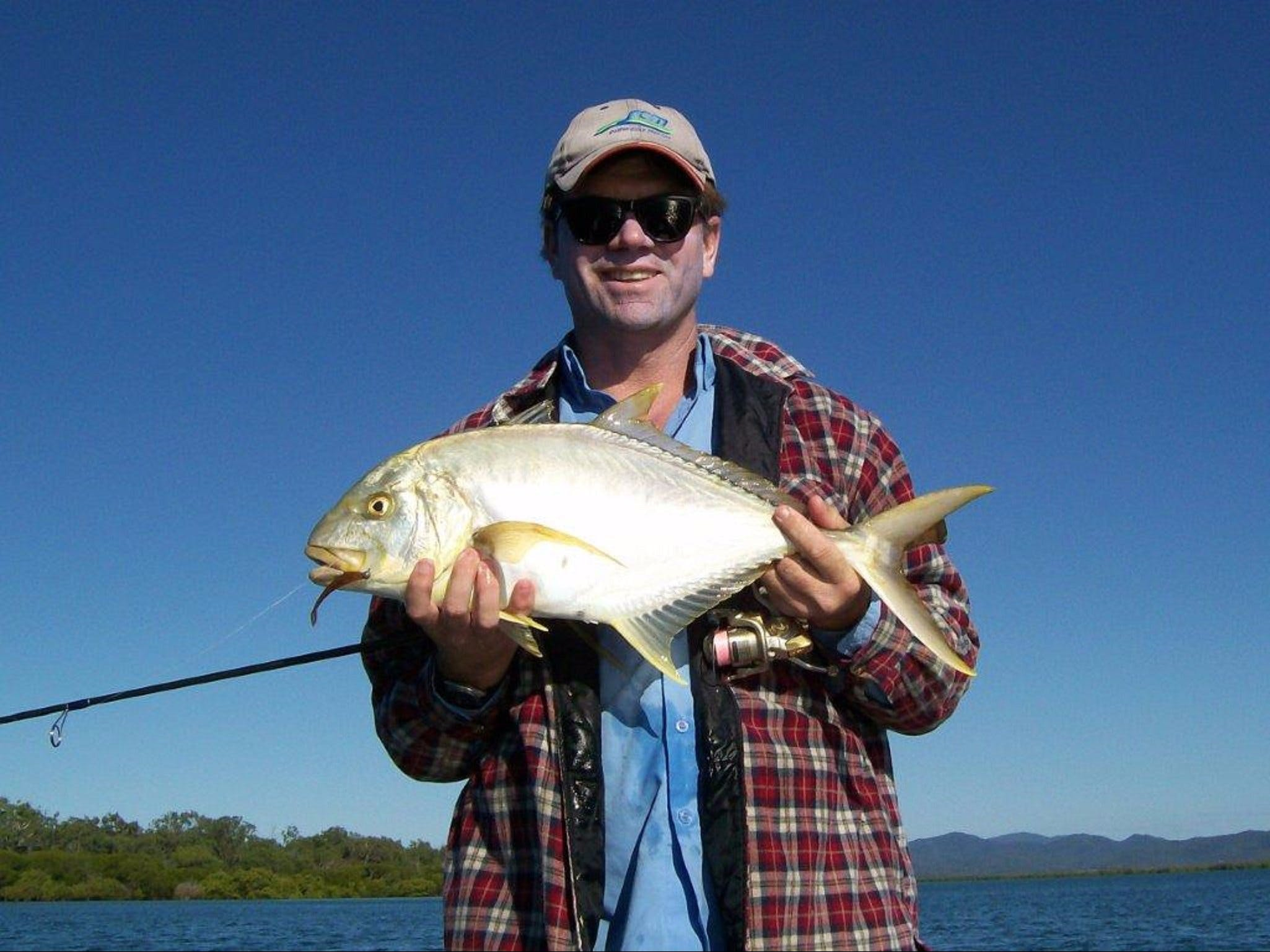 Barramundi to Trevally  A Seaforth Fishing Adventure - ACT Tourism