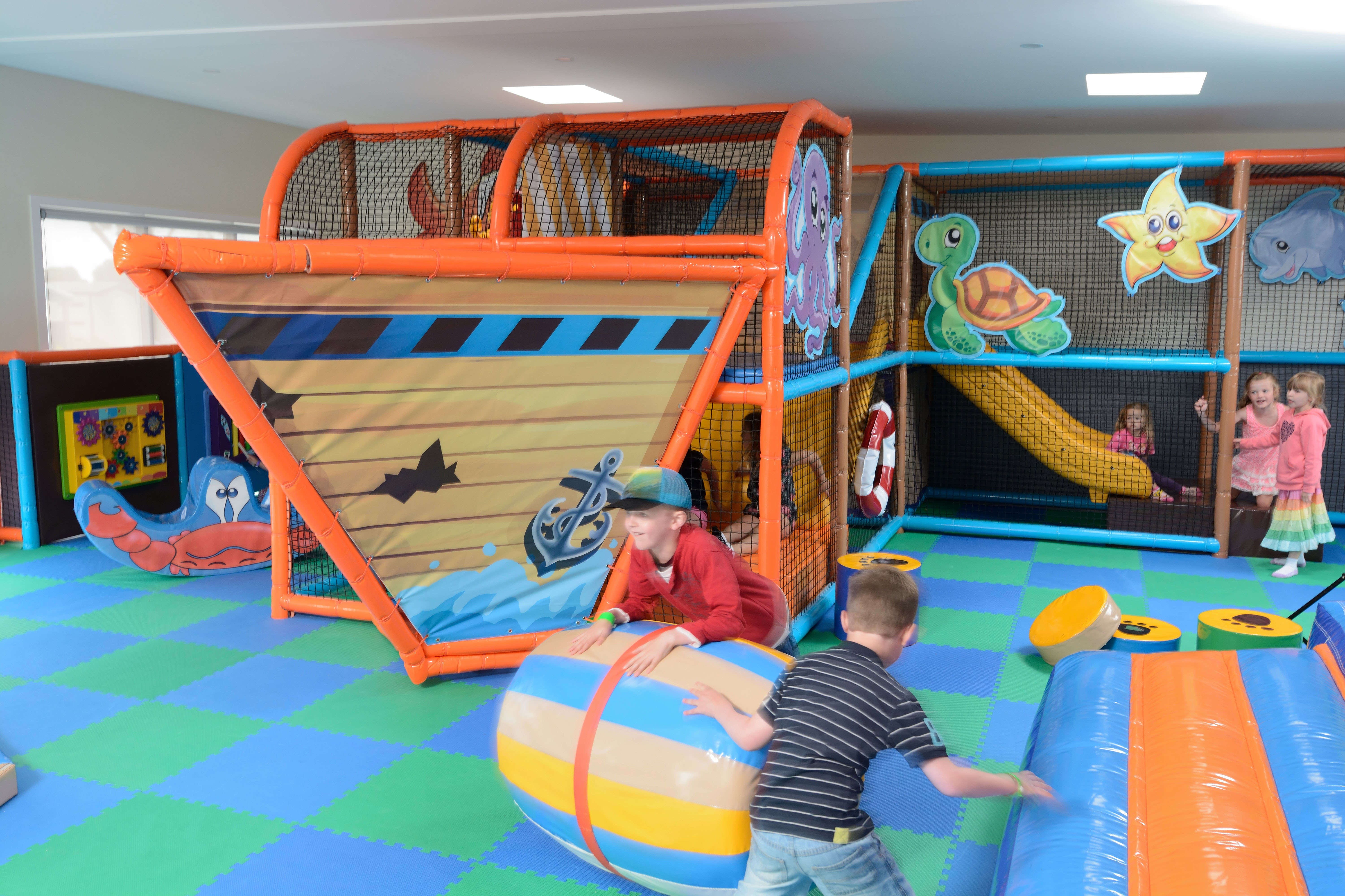 BIG4 Port Fairy Holiday Park Monkeys and Mermaids Indoor Play Centre - ACT Tourism
