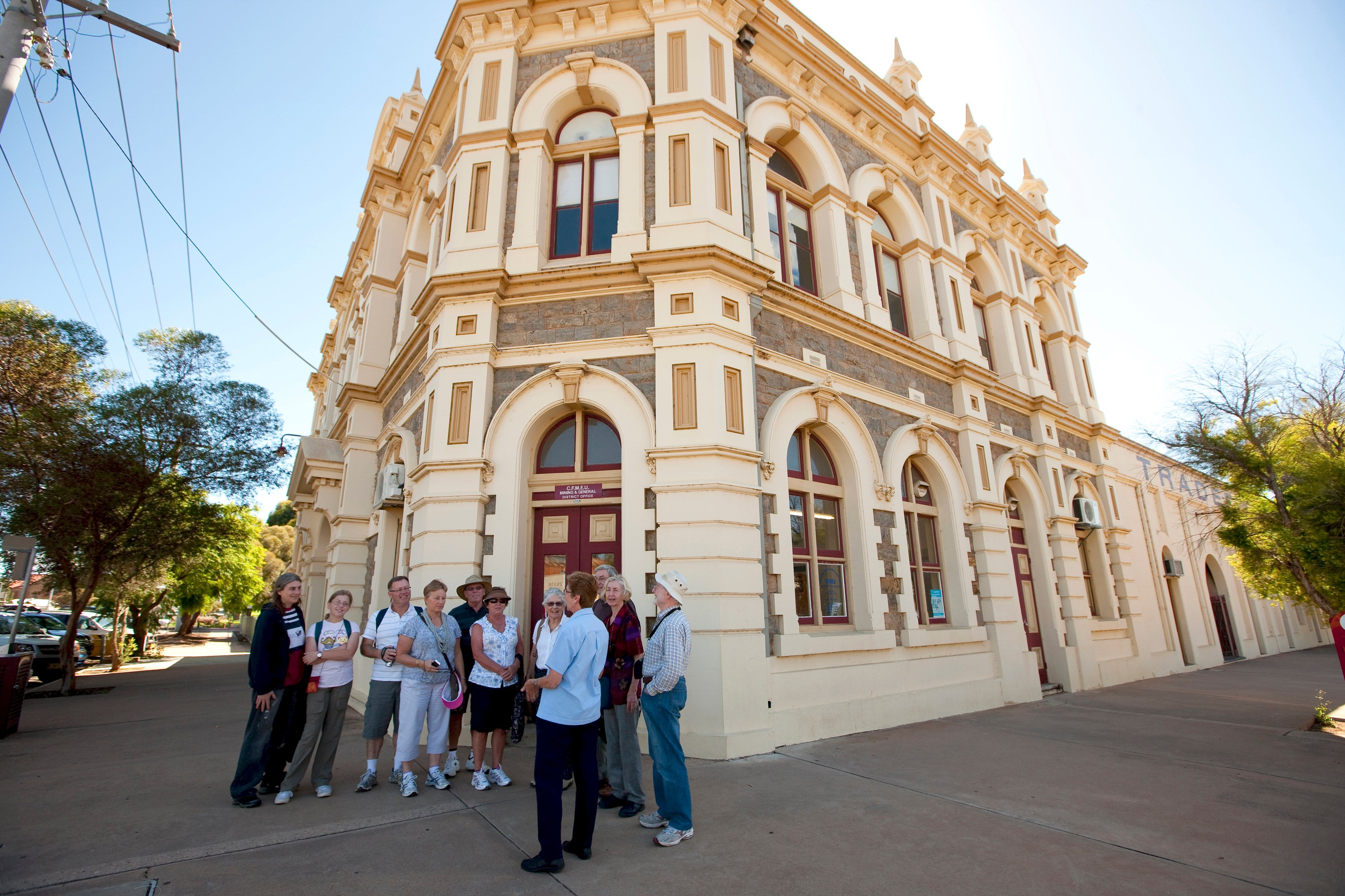 Broken Hill Heritage Walk Tour - ACT Tourism