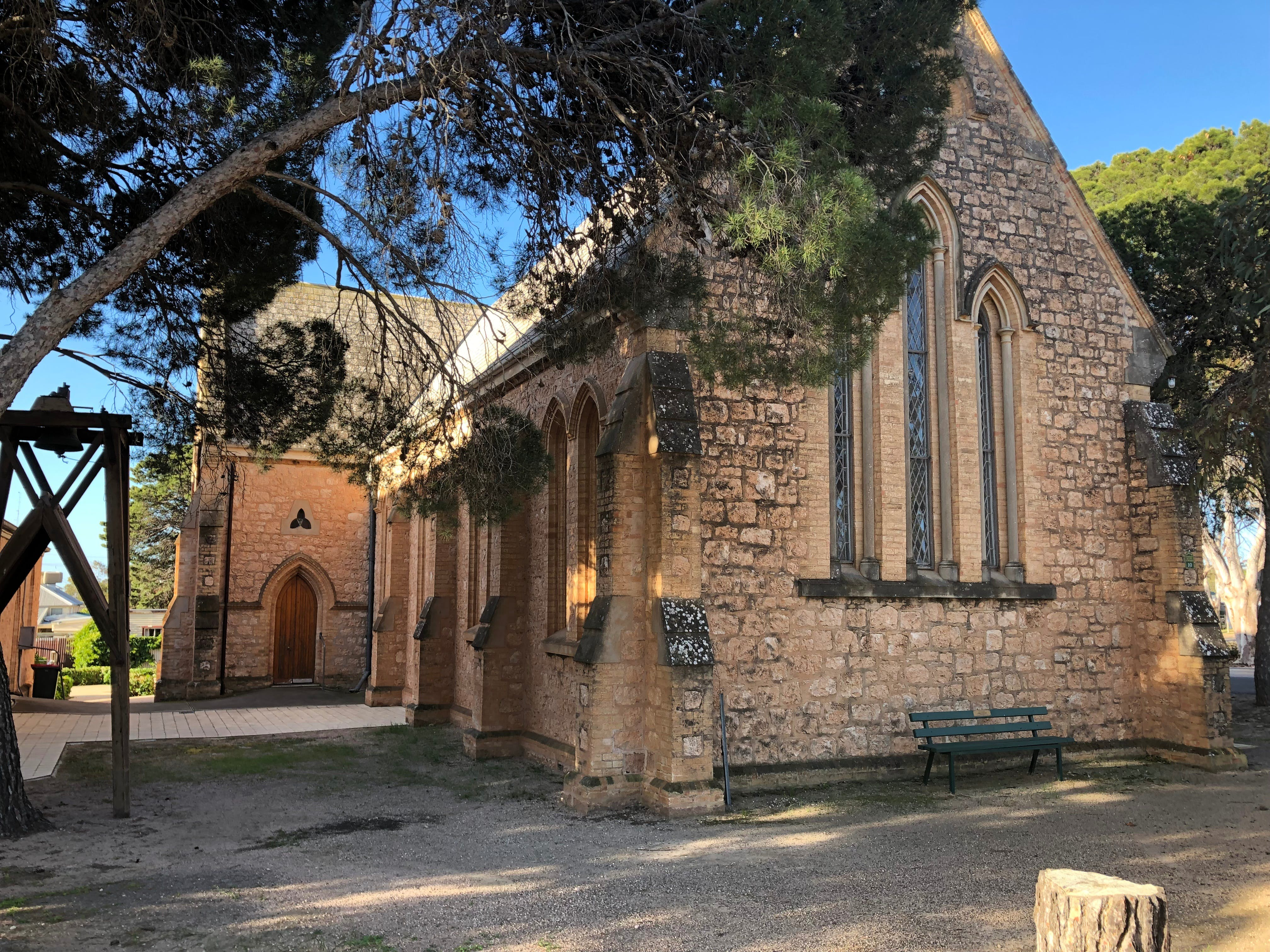 Church Anglican Moonta - ACT Tourism