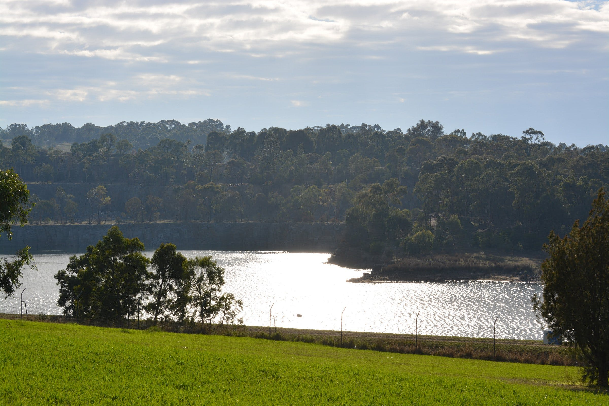 Greenvale Reservoir Park - ACT Tourism