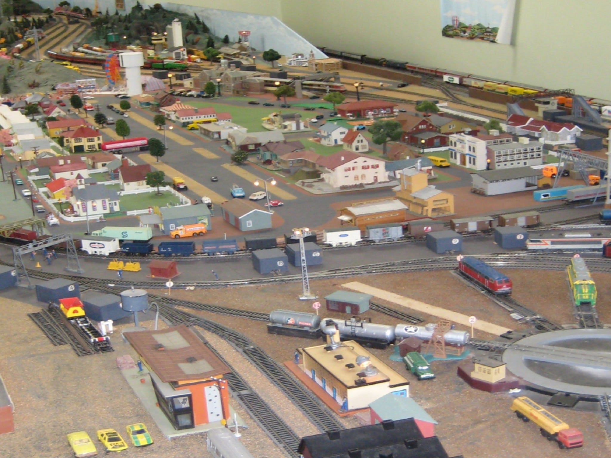 Heywood Model Trains - ACT Tourism