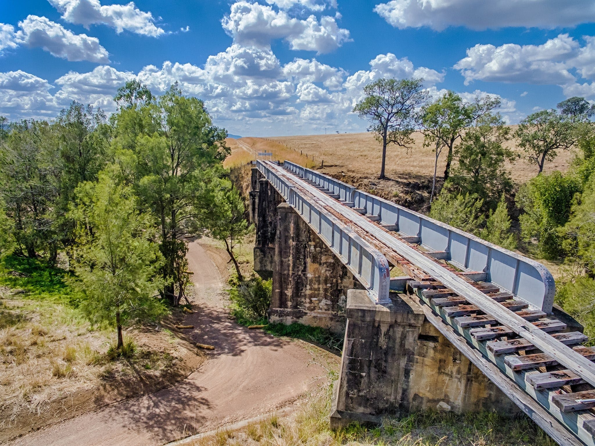 Kilkivan to Kingaroy Rail Trail - ACT Tourism