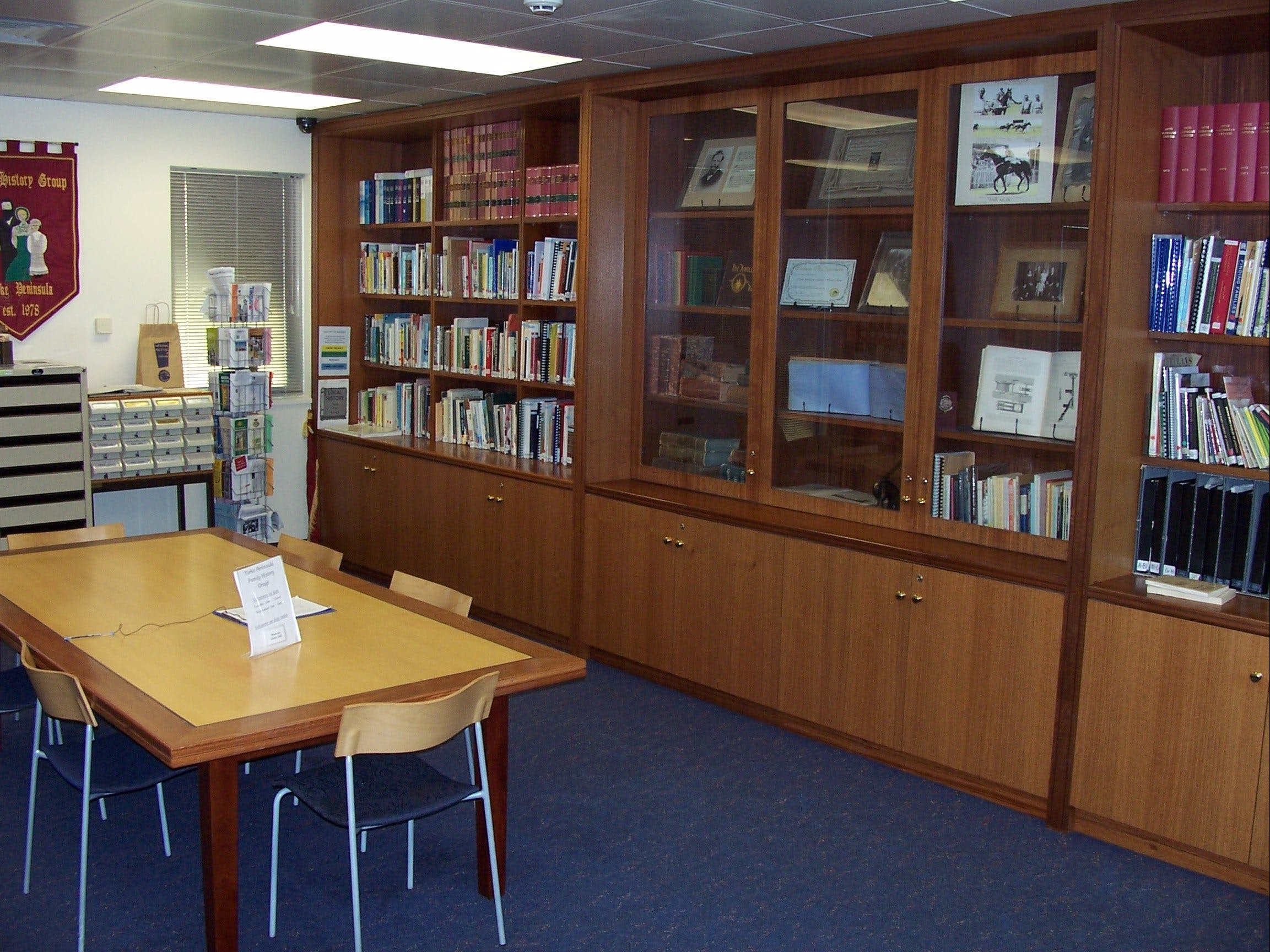 Local History Room - ACT Tourism